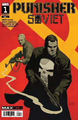 "Ep. 38: ""Punisher: Soviet"" Issue #1"