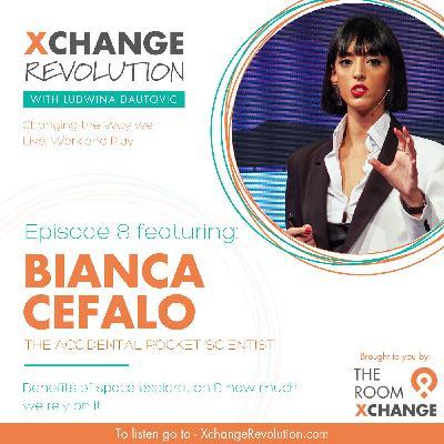 Bianca Cefalo - The Accidental Rocket Scientist