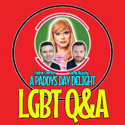 LGBT Q&A - A Paddy's Day Delight (Interview)
