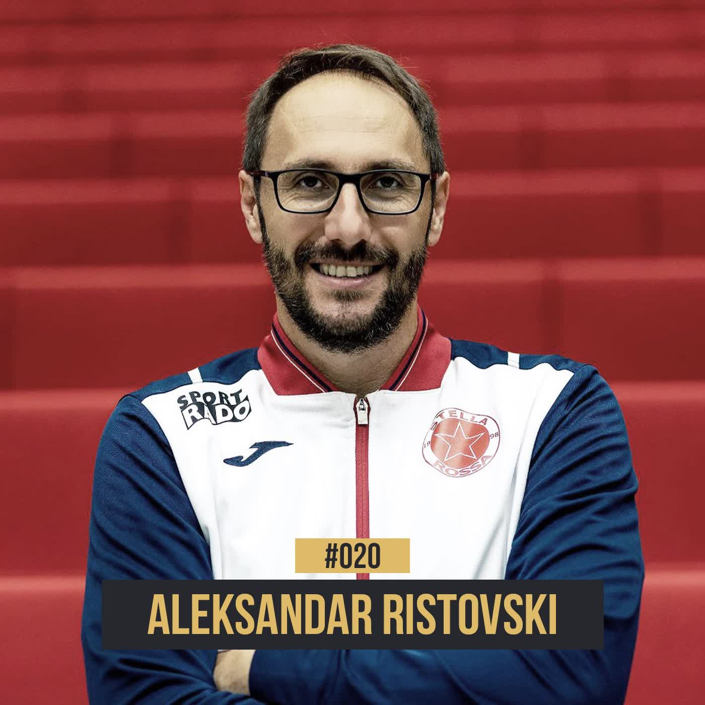 #020 Aleksandar Ristovski: Österreichs Futsal-Pionier