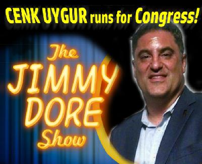 Cenk Uygur exteneded interview!