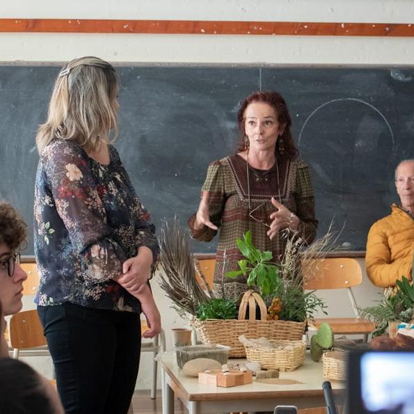 SUSANA SÁ FONTINHA e RUBINA BRITO | Encontros com o território e a sua comunidade através da Arte II