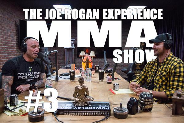 MMA Show #3 with Brendan Schaub