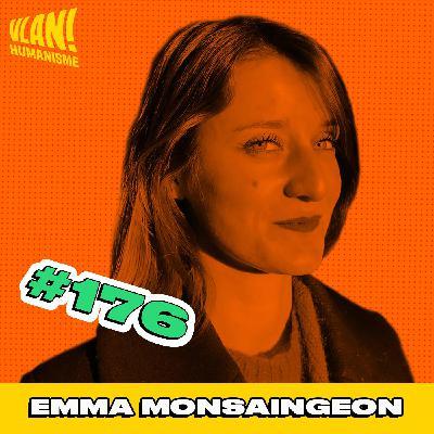 #176 Votre confiance en soi ne vous appartient pas avec Emma Monsaingeon