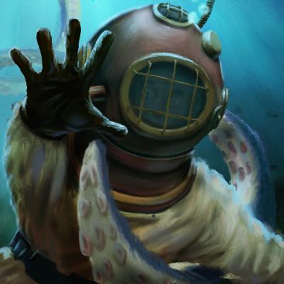 Episode 7: The Kraken - Exploring the Origins Behind the Legendary Sea Monster