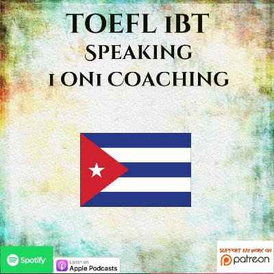 TOEFL iBT | Speaking | 1 on 1 Coaching | Understanding Context