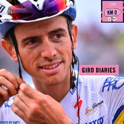 151: Kilometre 0 – Giro Diaries – Part 2