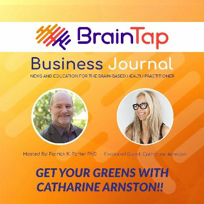 Get Your Greens with Catharine Arnston!