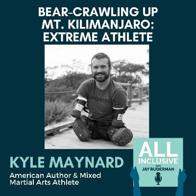Bear-Crawling up Mt. Kilimanjaro: Extreme Athlete Kyle Maynard