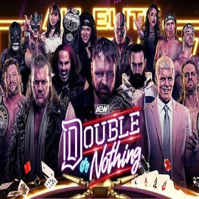 Wrestling Geeks Alliance - Double or Nothing Recap