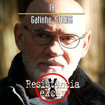 #18 Gatinho S11E06 Arquivo X Podcast