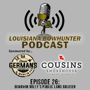 Episode 26: Donovan Wiley's Public Land Bruiser