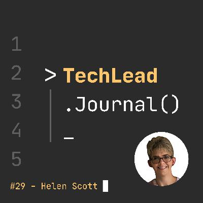 #29 - A Guide to Technical Writing and Content Creation - Helen Scott