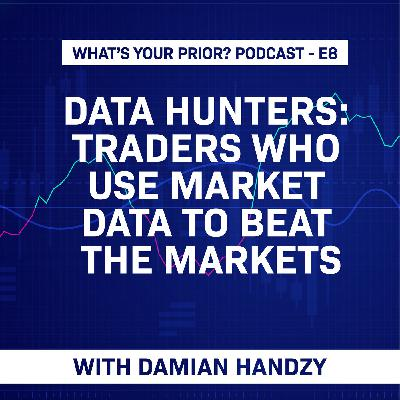 Data Hunters: how traders use data to beat the markets