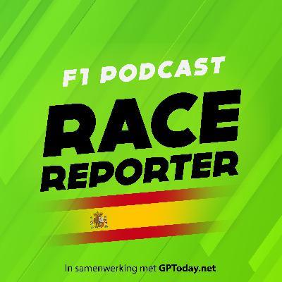 GP Spanje - Hamilton slaat terug, Verstappen scoort maximaal