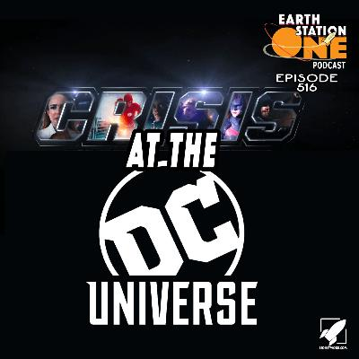 The Earth Station One Podcast – The State of DC Comics