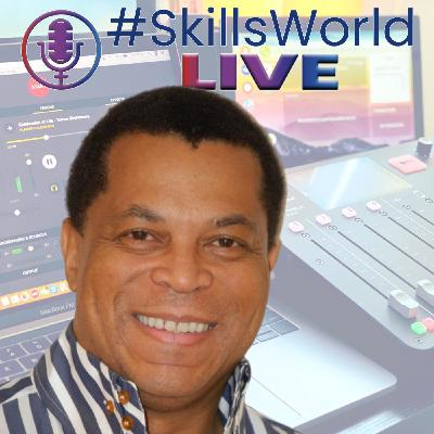 #StandUpForSkills with Frank Douglas, Non-Executive Director, City & Guilds Group and CEO of Caerus Executive #SkillsWorldLIVE Weekly Show 2
