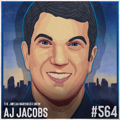 564: A.J. Jacobs | It's All Relative