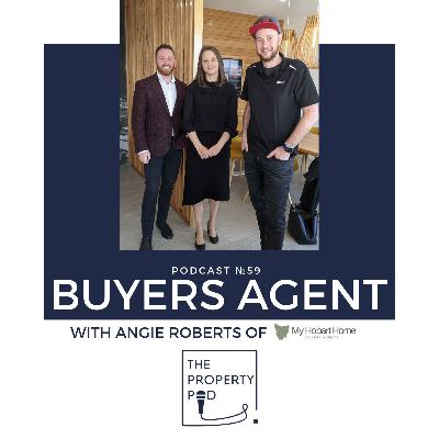 Buyers Agent with My Hobart Home's Angie Roberts