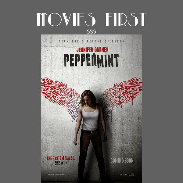 535: Peppermint (review)