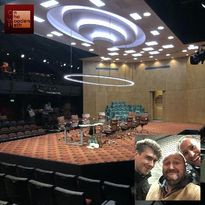 S03E14 - THE ANTIPODES (2019) @ Dorfman Theatre - London