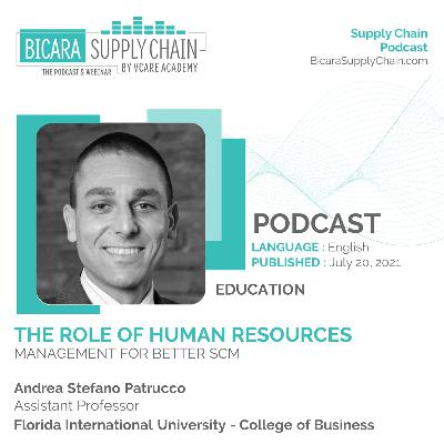 140. The role of Human resources management for better SCM