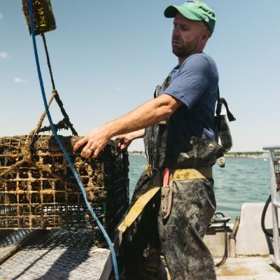 Episode 373: Restorative Ocean Farming
