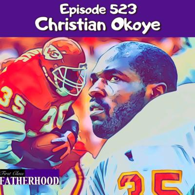 #523 Christian Okoye