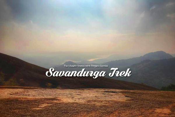 62: Savanadurga Trek with Divyam Goenka