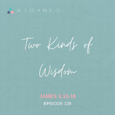 Ep. 109 - Two Kinds of Wisdom - James 3:13-18