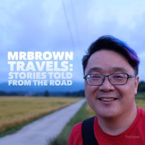 mrbrown travels: The Watermelon Story, Japan