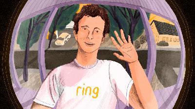 Ring: Jamie Siminoff