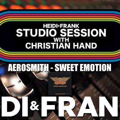 HF Studio Session With Christian James Hand 04/19/21
