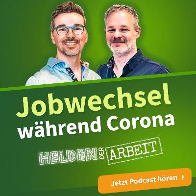 35. Jobwechsel während Corona - geht das?