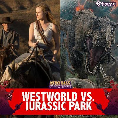 Cowboys & Indominus Rex: Westworld vs. Jurassic Park