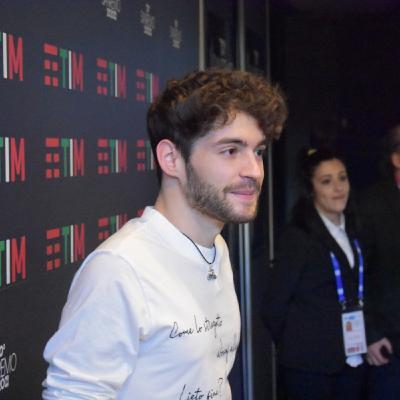 Sanremo 2020 - Intervista a Matteo Faustini