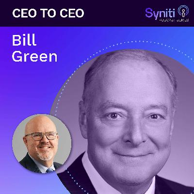 CEO TO CEO: Bill Green - Episode 10
