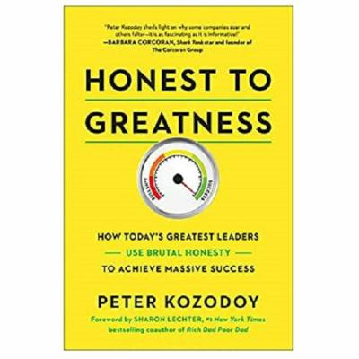 Podcast 811:  Honest to Greatness:  with Peter Kozodoy