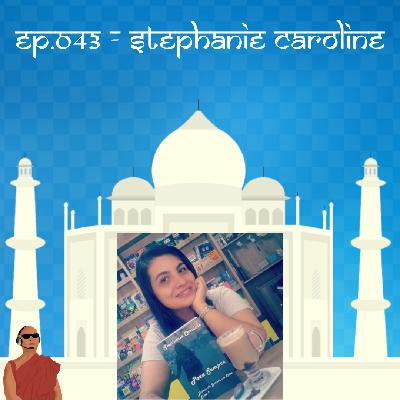 Mongecast #043 - Stephanie Caroline
