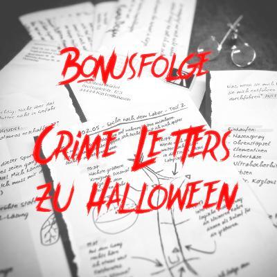 Bonusfolge Crime Letters zu Halloween