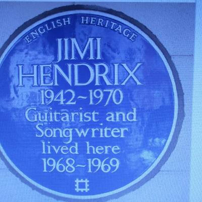 Concert de Jimi Hendrix al Saville Theatre, Londres, diumenge 4 de juny 1967