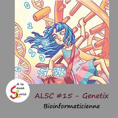 Genetix, bioinformatique, Youtube et transidentité
