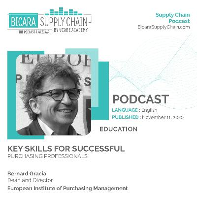 110. Key skills for successful purchasing professionals