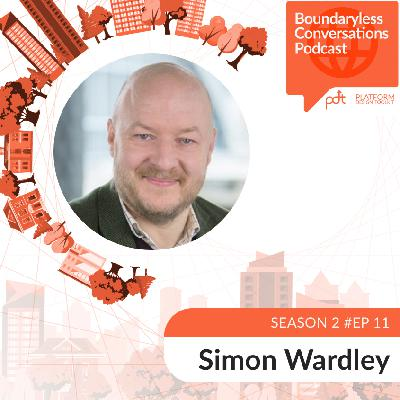 S2 Ep. 11 Simon Wardley – Mapping, Doctrine, and Culture in the Future of Organizing