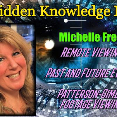 Remote Viewing - Past and Future Events - Patterson-Gimlin Footage Viewing with Michelle Freed
