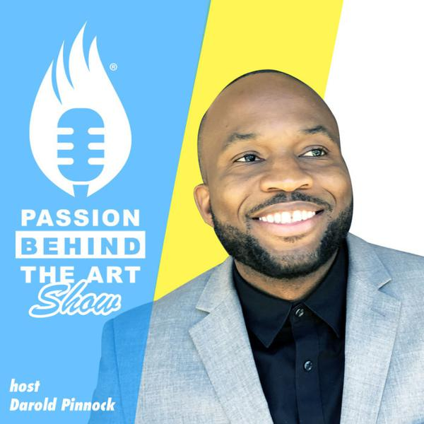 Andrea Rosell - Just Start! Everyone Was A Beginner At Some Point | Passion Behind The Art 095