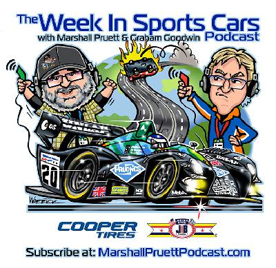 MP 1085: The Week In Sports Cars, April 22