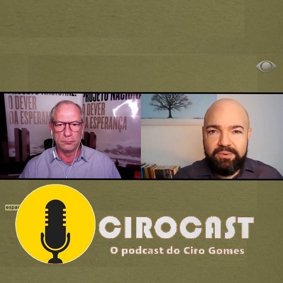 27/08/2020 | Ciro Gomes concede entrevista ao jornalista Robson Gomes da BAND (RN)