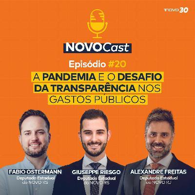 #20 A PANDEMIA E O DESAFIO DA TRANSPARÊNCIA NOS GASTOS PÚBLICOS