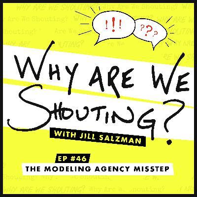 The Modeling Agency Misstep